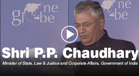 P.P. Chaudhary – Inaugural Speech at One Globe Forum 2018