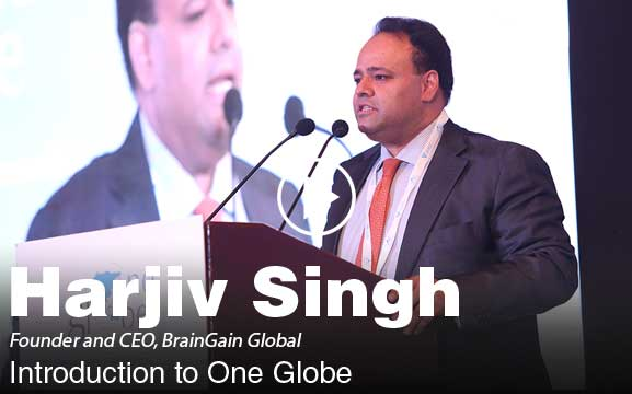 Introduction to One Globe by Harjiv Singh