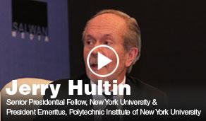 Jerry MacArthur Hultin