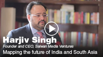 Mapping the future of India and South Asia