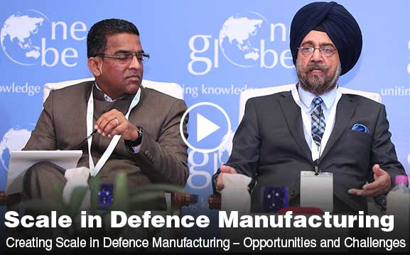Scale in Defence Manufacturing