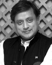 Shashi Tharoor Minister of State for Human Resource Development