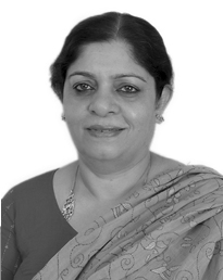 Mrs Poonam Muttreja Executive Director