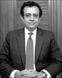 Vikram Gandhi Founder and CEO