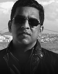 Nitin Gokhale National Security Analyst & Founder