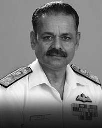Vice Admiral Shekhar Sinha Former Western Naval Command Chief