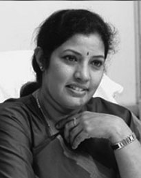 Smt. D. Purandeswari Minister of State for Industry & Commerce