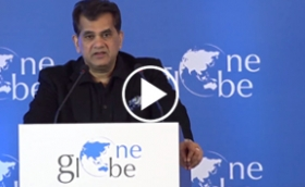 India Needs to Grow Rapidly to Transform – Amitabh Kant