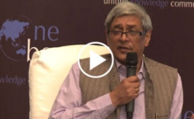 Bibek Debroy Speaking about