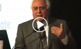 Opening Keynote: Kapil Sibal at One Globe 2012 Uniting Knowledge Communities Conference