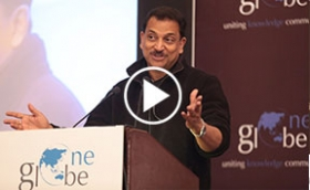 Key note address by Rajiv Pratap Rudy on Skill Development in India at One Globe Conference