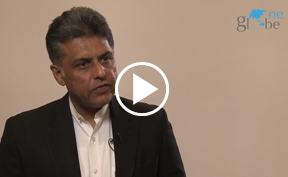 In Conversation with Manish Tewari at One Globe Forum